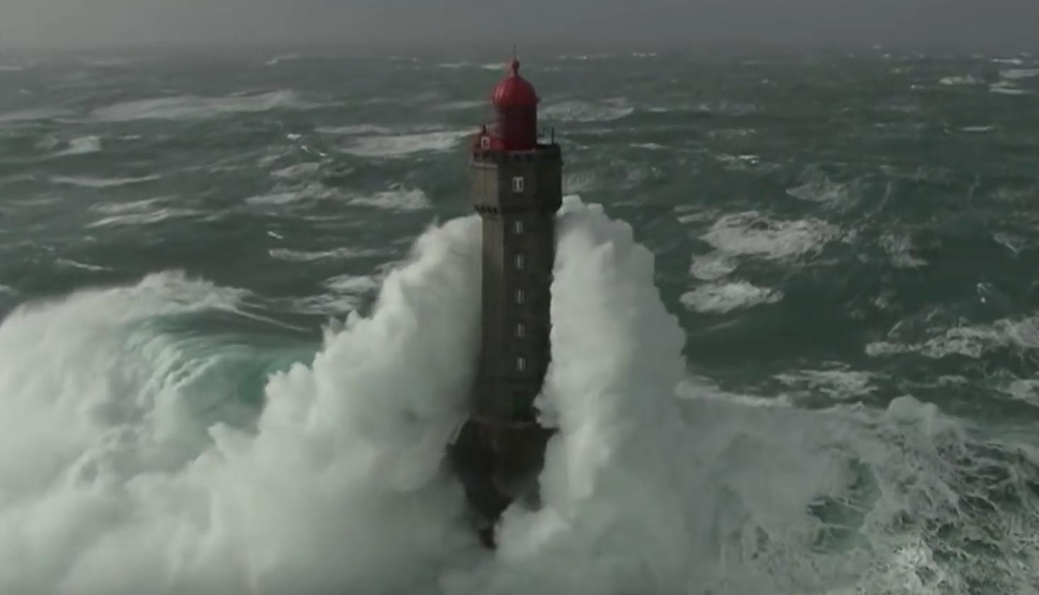 Frankreich Sturm