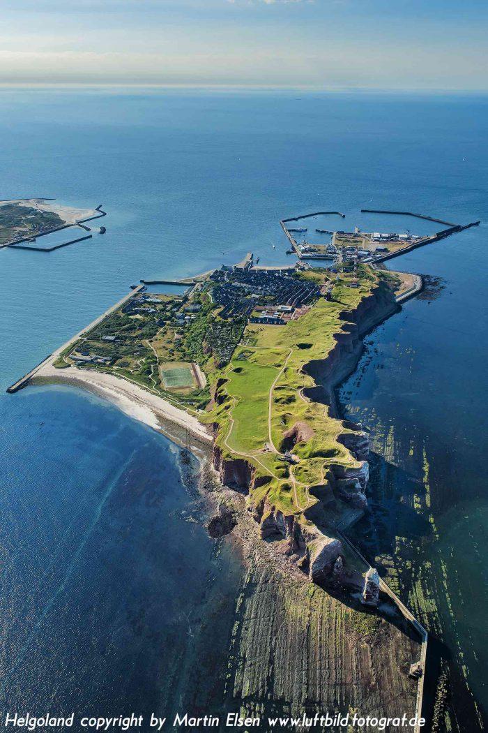 Helgoland Sprengung