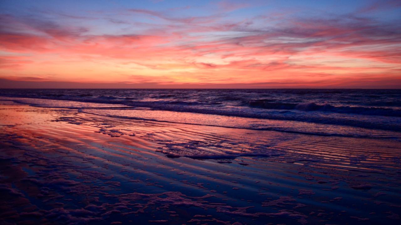 Jade Laroch Heftig Am Strand Gevögelt