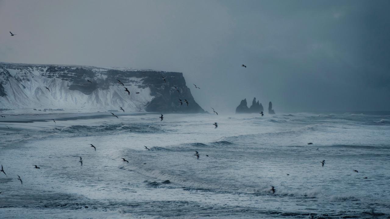 Island Sturm